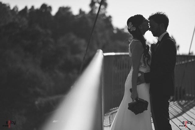 צילום חתונה רומנטי