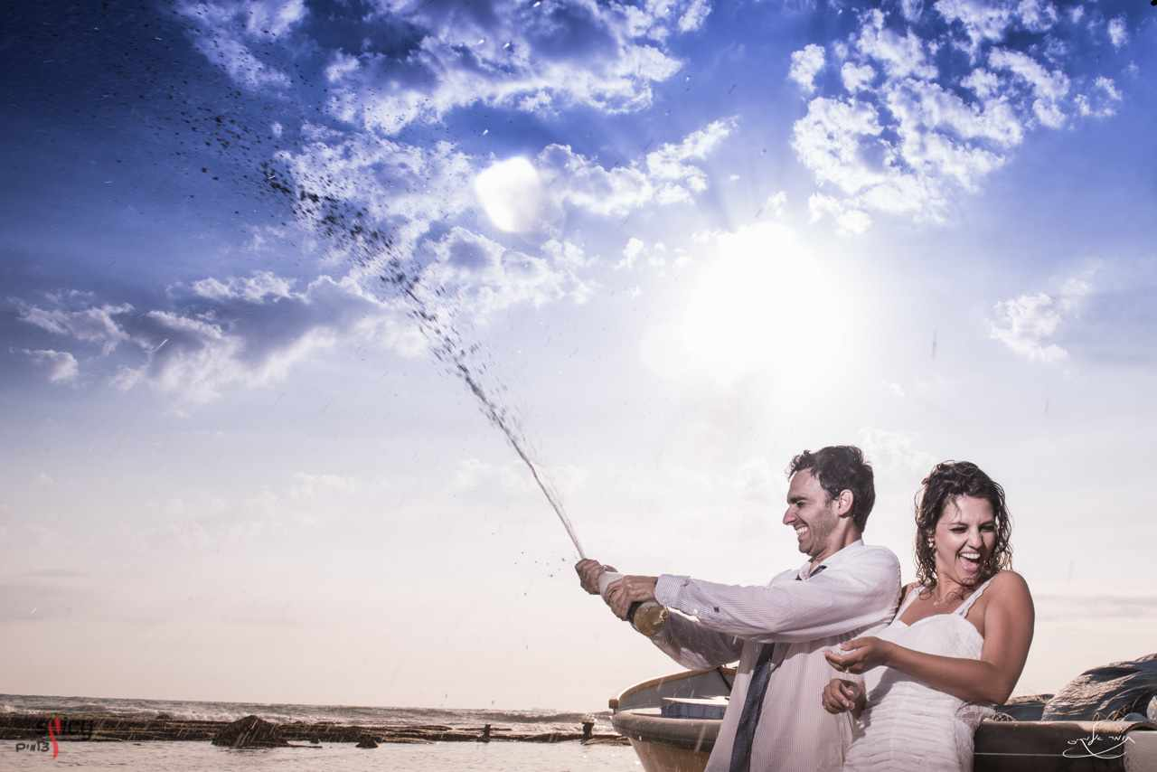 Yaniv-Tanya-Trash-The-Dress