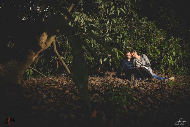 Adi & Anton Love Story Photography